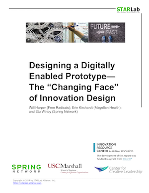 "Designing a Digitally Enabled Prototype—The ""Changing Face"" of Innovation Design"
